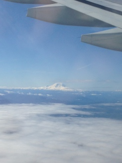 Mt. Rainier - Seattle